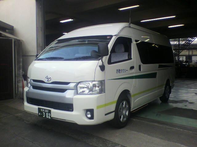 赤穂タクシー ジャンボタクシー