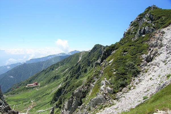 中央アルプス,駒ケ岳ロープウェイ